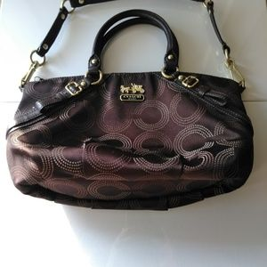 Coach Brown Tote bag Purse
